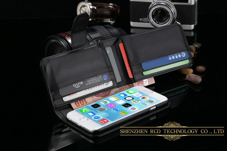 Iphone 6 Money Clip Leather Money Clip For Iphone