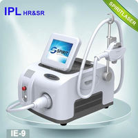 High Quality 10.4 Inch Movable Big Screen IPL Machine CPC hair removal beauty products Free LOGO Design