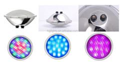 IP68 G53/ Screw Terminal PAR56 LED Swimming Pool Light / Lamp