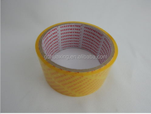 "Chinese factory Bopp packing tape 2"" width"