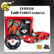 1:14 five channels RC car with light & charger & door can open 2 colors