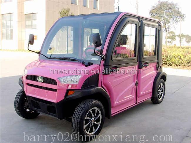 Comprar carro da china/carros elétricos fabricados na china/Max velocidade 45 km/h eelctric carro