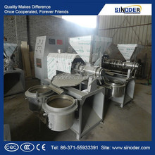 Provided high pressing oil rate oil press / oil press machine/palm oil press machine for palm