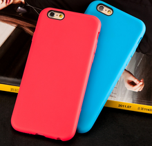 Factory price silicone custom 4.7 inch phone cases for iphone 6s