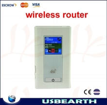 2015 NEWEST!!! LY 4G LTE mini wifi repeater household with 5200mAh power bank function with sim card micro sim card 2 slots