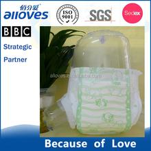 Tkbs-10729 todos los días, durante la noche pañal, adultos bebé pañales historias caliente venta suave sueño linda transpirable cómodo
