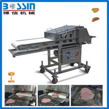 Flattening machine for chicken steak, meat steak and fish steak YY600