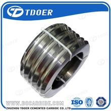 High Quality Yg15 Tungsten Carbide Cold Forming Rolls In 125X82X15Mm For Smooth Wire