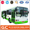 wholesale carton bus vinyl sticker