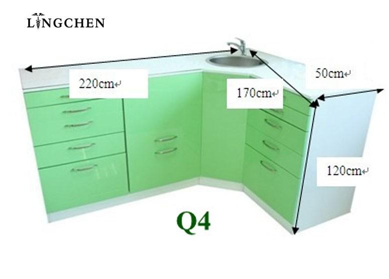 Muebles hogar mobile dental gabinete/muebles de clínicas dentales ...