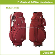 Personalized Canvas Golf Cart Bag Factory