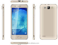Low cost 5inch ultra slim dual sim 3g android smart mobile phone