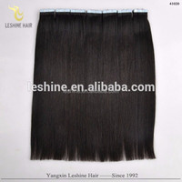 Top Quality Golden Supplier Waterproof Super Tape No Tangel Full Ends hair extension tape skin wefts