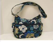 Women Vintage Beautiful Cross Body Handbag Floral Pattern
