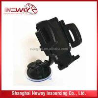 Black Color Super Quality Phone Body Car Mobile Phone Holder