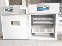 China hot selling 442 quail eggs incubator and hatcher in Kenya