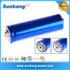 Most powerful 18650 3.7v 2200mah 8800mah li ion rechargeable battery led camping lantern18650 li-ion battery for led light