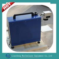 worldslaser fiber laser marking machine from factory