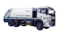 XCMG Camión con vagón de descarga de basura XZJ5250ZXX Peso de carga nominal12745kg