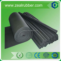 nbr/pvc soft,closed cell nitrile rubber sheet for process
