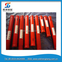 DN125/5 3.25mm + 1.5mm Induction Hardened pipe