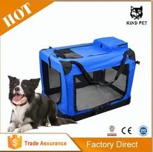 Large dog crate soft