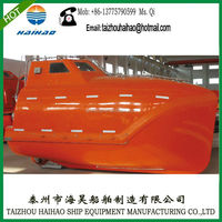 6.75 m totally enclosed free-fall lifeboat for sale