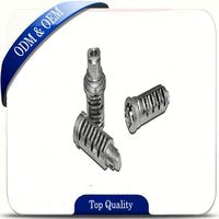 aluminum die casting parts auto and motorcycle parts with the most stringent quality inspection
