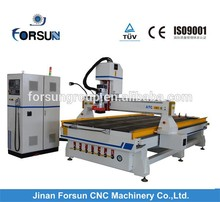 1325c CE china automatic Italy 9.0KW HSD ATC Spindle, Servo Motors auto tool change cnc for Furniture, Doors, Cabinets Making