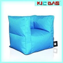 soft lzay beanbag sofa,beanbag with armrest