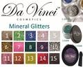 Escarcha- Proveedor De Glitter / Brillo - Da Vinci Cosmetics