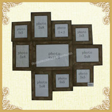 Fancy Multi Wooden Photo Frame for Wall Decor
