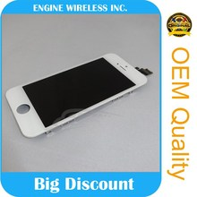 chinese phones spares digitizer and lcd touch screen for iphone 5
