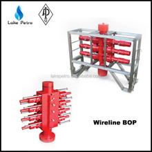API 16A wireline blowout preventer, coiled tubing BOP