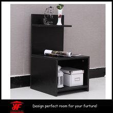 High quality bedroom furniture black dresser table