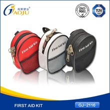 0 risk fashion colorful car motorcycle bicycle first aid kit with ce iso9001 iso13458 tuv