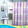 Simple Printed 180*200 cm Shower Curtian