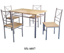 Dining room furniture with MDF board