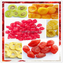 Dried fruits,preserved Apricot,peach,pear,cherry,tomato,strawberry,kumquat, kiwi fruit