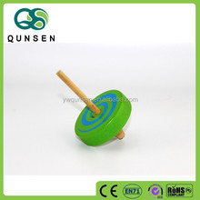 cheapest wooden small spinng top Manufactures