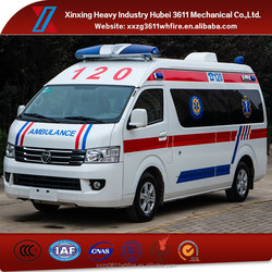 Hot New Products for 2016 New Manual Cheap Ambulance Stretcher Ambulance Car