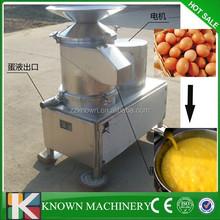 Profesional huevo breaking y la separación de la máquina, Fresco cáscara de huevo breakting máquina