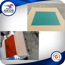 Microcrystalline etching zinc plate for making logos, zinc plate