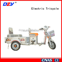 Single Door Three Wheels Electric Tricycle