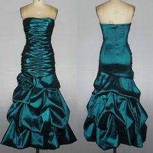 Fashionable backlessr Long evening Dress DR202#