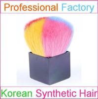 Colorshine Square Top Quality Kabuki Cosmetic Brush Powder Makeup Brush