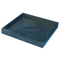 Old rustic antique vintage reclaimed wood storage serving tray