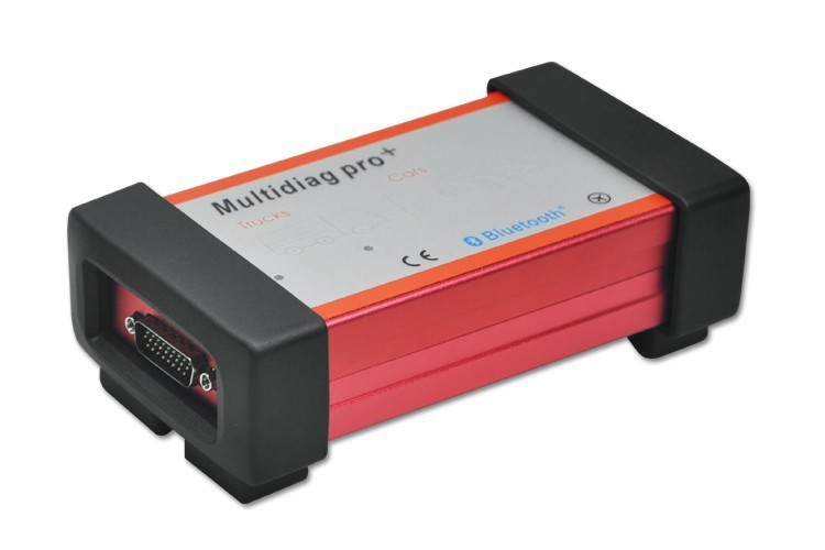 Анализатор двигателя Multidiag Pro + V2 Bluetooth