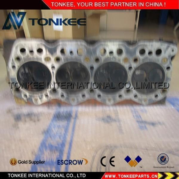 S4KT cylinder head assy for CAT E120B (6).jpg