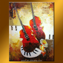New arrival instrument home art oil painting on canvas
